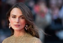 Keira Knightley says she will no longer film sex scenes under 'the male gaze', Report