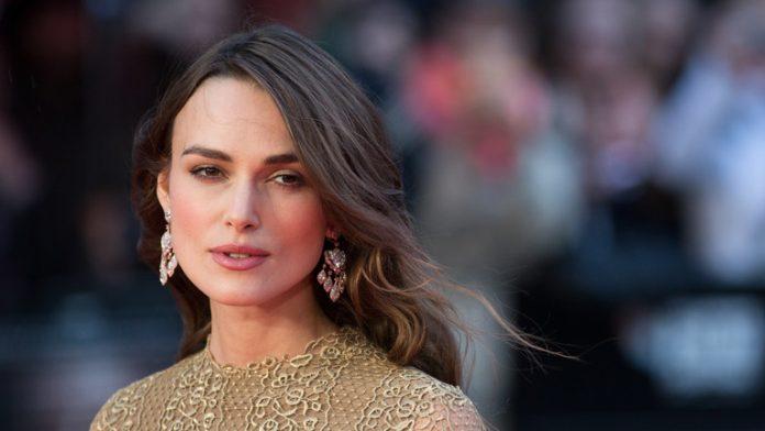 Keira Knightley says she will no longer film sex scenes under 'the male gaze', Report
