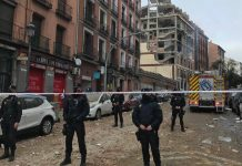 Madrid explosion: At least three people killed, 11 injured in powerful gas blast (Watch)