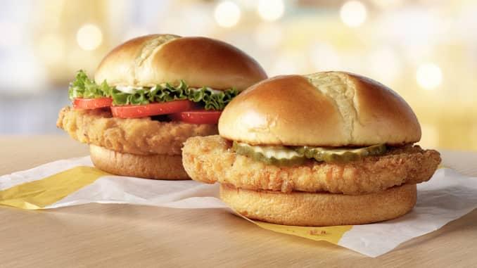 McDonald's Debuting *3* Brand New Chicken Sandwiches in 2021