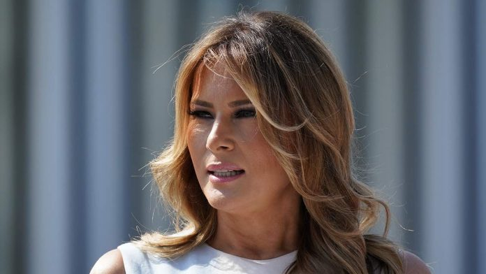 Melania Trump 'disappointed' by Trump supporters' Capitol riot