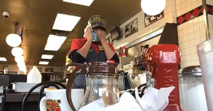 Michael Carsley: Fantasy football league wager turns into $1K tip for Waffle House server