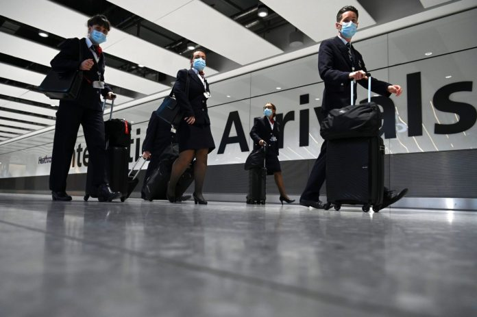 New UK travel rules explained including suspended travel corridors and Coronavirus tests