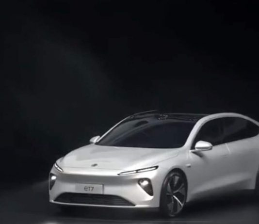Nio launches first electric sedan, Report