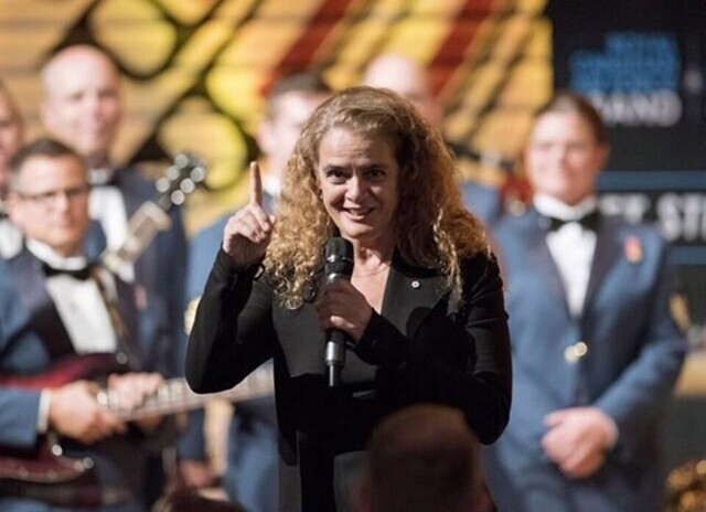 O'Toole: Julie Payette should not get expense account given to former GGs