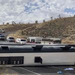 One dead in Grand Canyon tour bus crash, Report