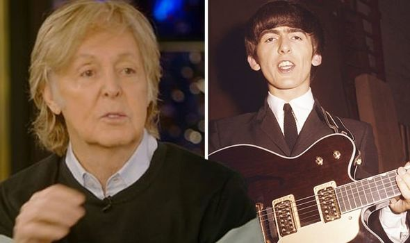 Paul McCartney Explains How a Tree Lets Him Commune With George Harrison
