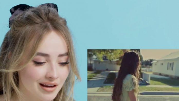 Sabrina Carpenter Directly Addresses Olivia Rodrigo's 'Drivers License' In Her New Single, 'Skin (Video)