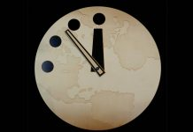 What is the Doomsday Clock and how does it work?