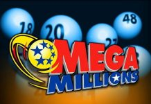 What was the mega million numbers last night? $1 billion winner sold in Michigan