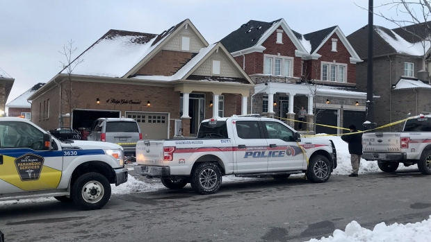 1 woman dead, 3 others, including infant, injured after reported stabbing in East Gwillimbury (police)