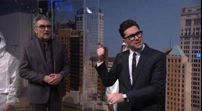 "Canadian star Dan Levy hosts ""Saturday Night Live"", Report"
