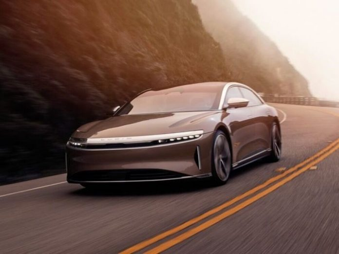 Churchill Capital Corp IV Stock Continues To Charge Ahead On Lucid Motors Speculation, Report