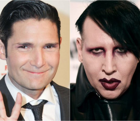 "Corey Feldman Accuses Marilyn Manson Of ""Decades Long Mental And Emotional Abuse"", Report"