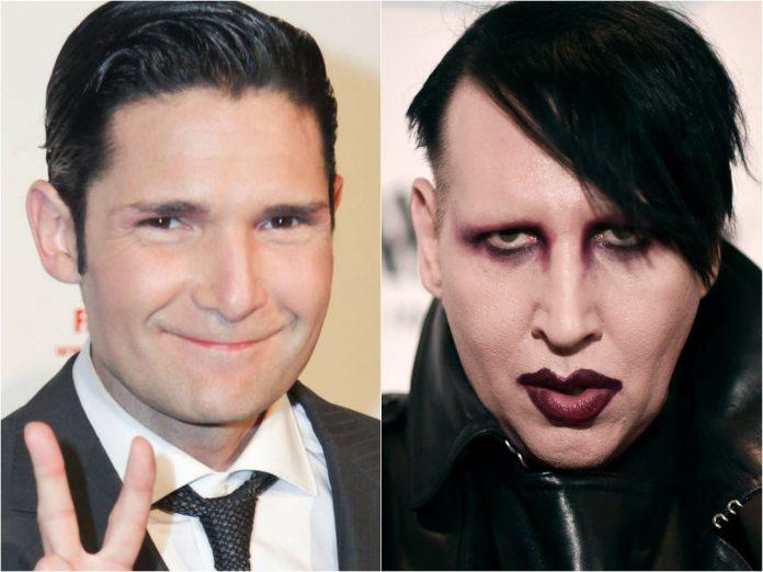 Corey Feldman Accuses Marilyn Manson Of
