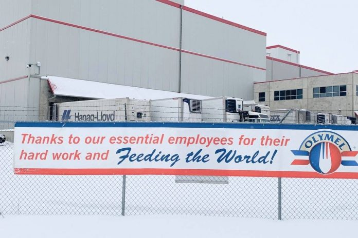 Coronavirus Canada Updates: Alberta pork plant sees rise in COVID cases, 1 death, in recent weeks