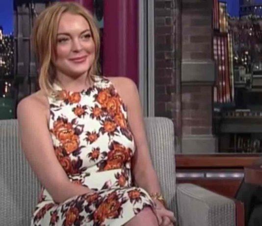 David Letterman's 2013 Interview With Lindsay Lohan Sparks Backlash On Social Media, Video