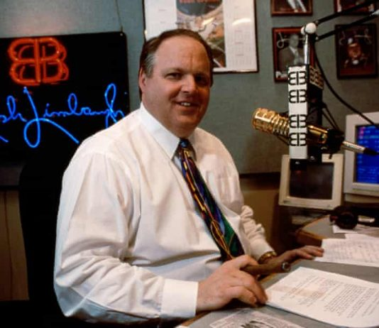 Did Rush Limbaugh Smoke? influential rightwing talk radio host, dies aged 70