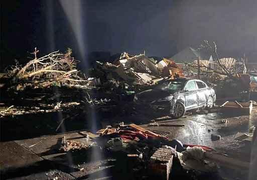 EF-3 tornado leaves three dead, 10 injured in Brunswick County (Watch)