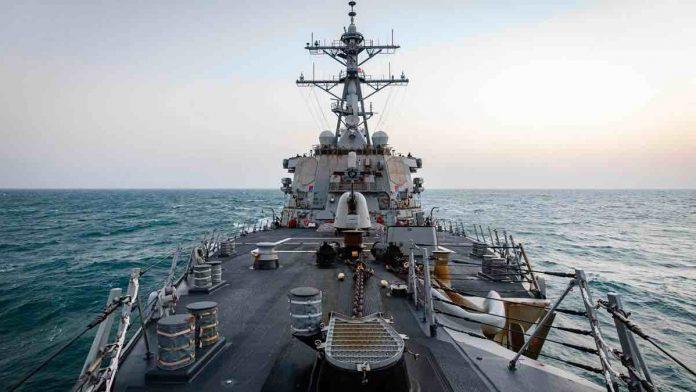 First US warship transits Taiwan Strait since Biden inauguration, Report