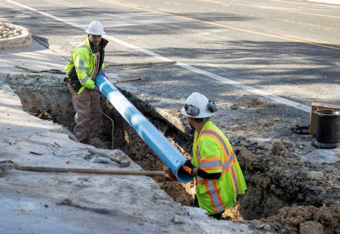Frozen pipes, electric woes remain as cold snap eases grip (Report)