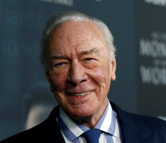 How did Canadian actor Christopher Plummer Die