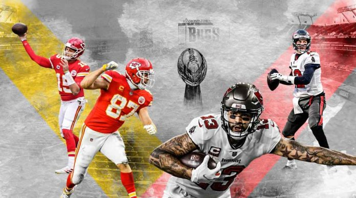 How to watch Super Bowl LV Live: Chiefs vs. Buccaneers