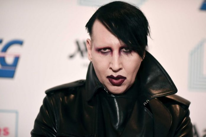 Marilyn Manson Dropped by Record Label After Abuse Allegations, Report