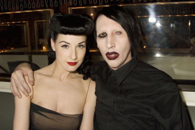 Marilyn Manson's Ex-Wife Dita Von Teese Speaks Out About Abuse Allegations Against the Singer, Report