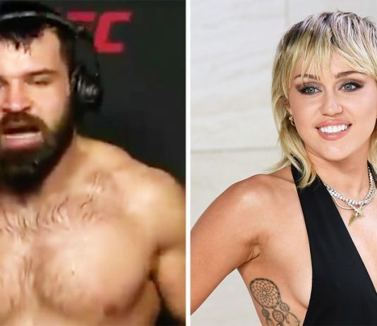 Miley Cyrus Responds To MMA Fighter Julian Marquez Asking Her To Be His Valentine, Report