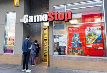GameStop (GME) stock halted twice as shares jump over 100 percent today