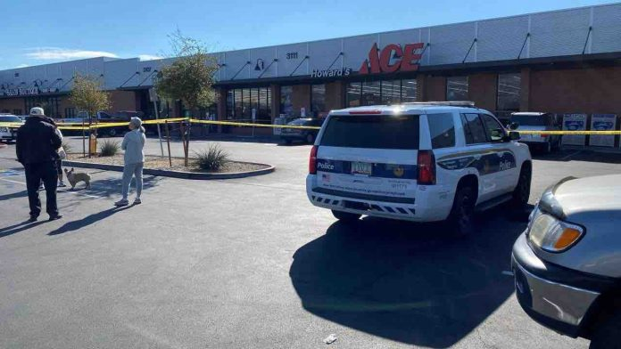 Phoenix woman shoots at shoplifter, hits store employee instead (Report)