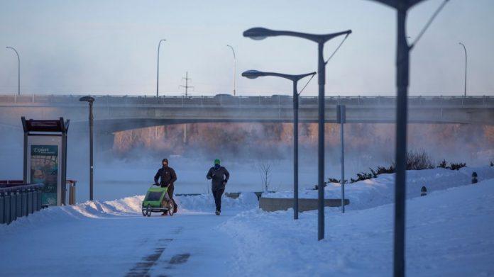 Polar vortex pounces over all-time Canadian temperature records, Report