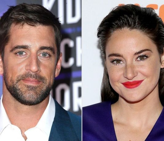 Shailene Woodley And Aaron Rodgers Spend Valentine's Day In Montreal After Engagement Announcement, Report