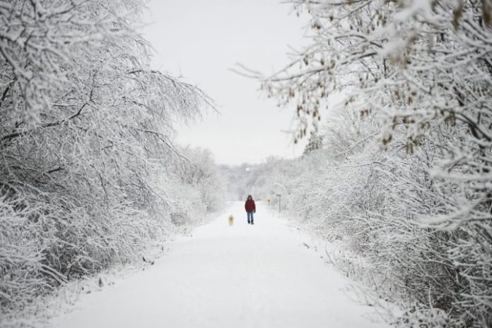 Snow, potentially damaging winds to replace spring-like feel in Ontario, Report