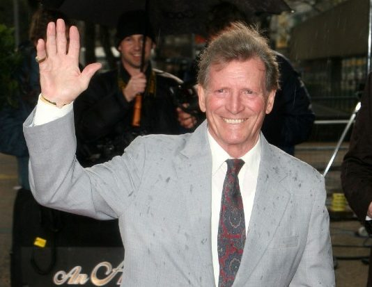 Star Johnny Briggs who played Mike Baldwin dies after long illness