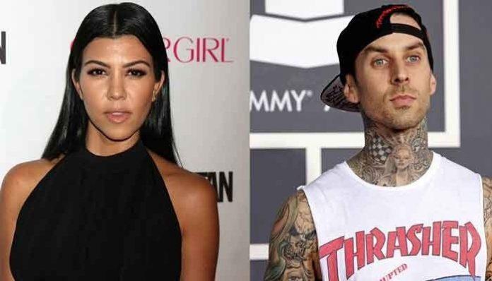 Star Kourtney Kardashian Has the Best Reaction to Boyfriend Travis Barker's Latest Post