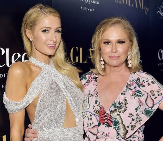 "Star Paris Hilton Doesn't Know What To Think About Mom Kathy Hilton Joining ""Real Housewives Of Beverly Hills"""