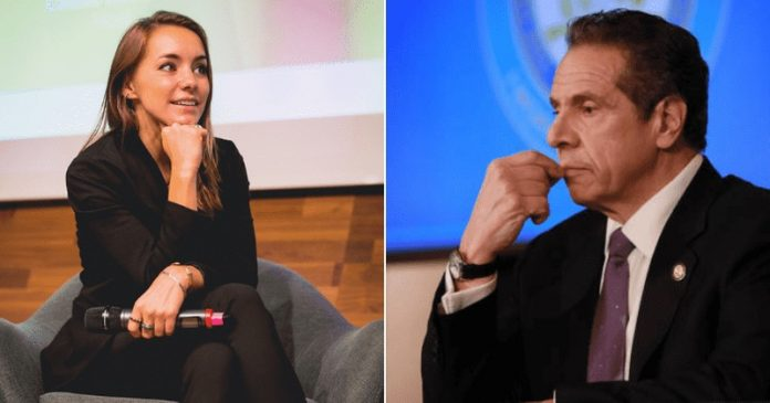 Anna Ruch: Third Woman Says Cuomo Made Unwelcome Sexual Advances