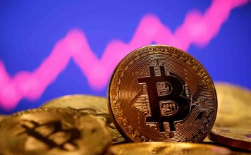 Bitcoin hits record high, trades as high as $59,755 on Saturday (Report)