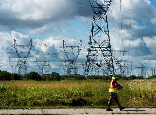 COVID-19 zaps electricity usage in Ontario as people stay home, Report