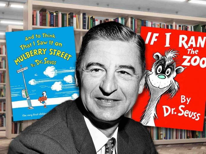 Dr Seuss books banned at school over claims the classic stories are racist, Report