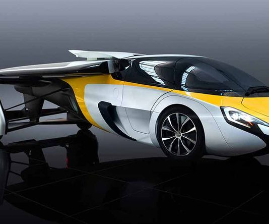 Flying car takes flight, aims for 2023 release (Video)