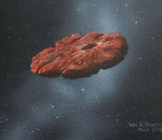 """Harvard scientists say Oumuamua may be probe sent by """"alien civilization"""" (Study)"""