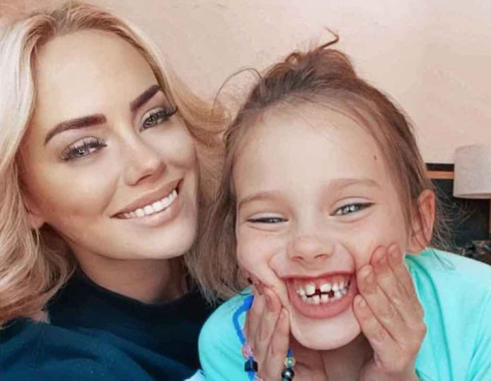 Kathryn Dennis Shares Sweet Photo with Daughter After Temporarily Losing Custody of Kids with Thomas Ravenel (Picture)
