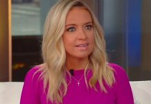 Kayleigh McEnany says she expected 'peaceful' rally on January 6. Keilar rolls the tape