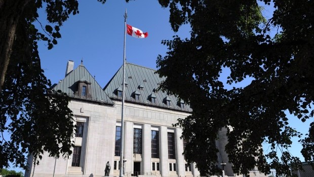 Supreme Court of Canada set to help settle snow-clearing squabble, Report