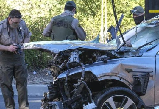 Tiger Woods told police after crash that didn't remember driving, Report