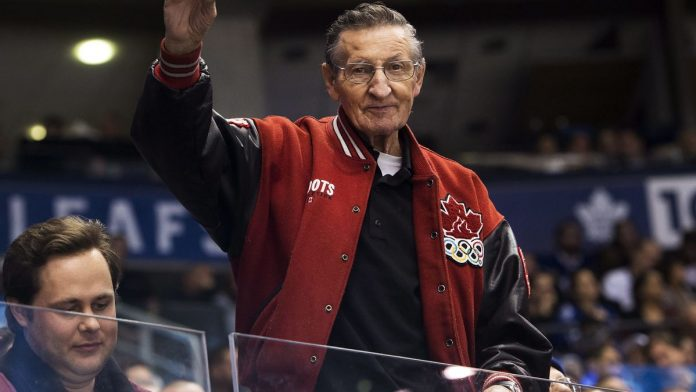 Walter Gretzky, father of The Great One, dies aged 82