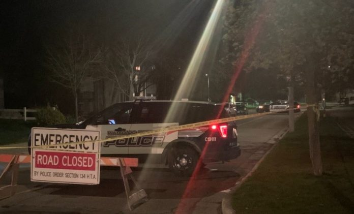 Shooting in Kitchener sends two to hospital with serious injuries